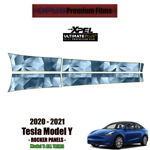 XPEL ULTIMATE Plus PreCut Paint Protection Kit for Tesla Model Y 2020 - 2021
