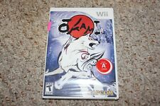 Okami (Nintendo Wii) NEW Factory Sealed