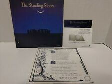 The Standing Stones and what lies Beneath. Commodore 64. C64