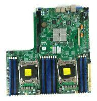 Supermicro X10DDW-i Motherboard Dual Socket R3 LGA2011 16 DIMM Slots Intel C612
