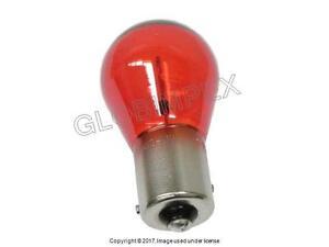 Audi A6 A6 Quattro (2009-2011) Turn Signal Bulb Red Bulb for Clear Lens PHILIPS