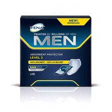 1x TENA Men Absorbent Protector For Men - Level 2 - Pack of 10 - 600ml
