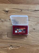 Pokémon: Rubin-Edition (Nintendo Game Boy Advance, 2003)