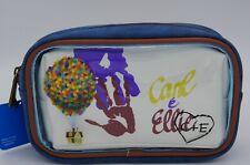Loungefly Disney Pixar Up Carl & Ellie Balloon House Makeup Cosmetic Bag Set