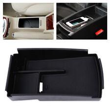 Car Center Console Armrest Secondary Storage Box Coin Tray Fit VW Passat B6 CC
