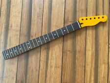 Vintage tint Canadian  Maple Tele neck right handed, satin nitro 22 fret.