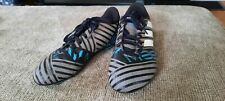 Adidas Nemeziz Soccer Cleats Shoes Youth Size 1 Boys pre-owned