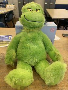 "The Grinch - Build a Bear Plush / Soft Toy 20"" tall"