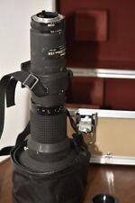 Fixed/Prime Manual Focus DSLR Camera Lenses 600mm Focal
