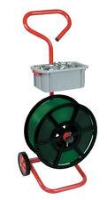 PD40 Mobile Pallet Strapping Banding Dispenser for Polypropylene Polyester Strap