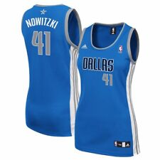 e58ed837e6f1 Dirk Nowitzki Navy adidas Revolution 30 Replica Dallas Mavericks Women s  Jersey