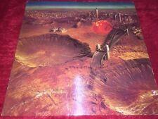 Midnight Oil - Red Sails In The Sunset - 1984 CBS LP Aussie Classic Rock vinyl