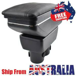 For Suzuki Jimny 2000-2017 Dual Centre Console Armrest Storage Compartment