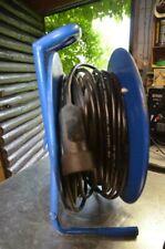 große Kabeltrommel ,aus Metall ,gebraucht ca 100m.