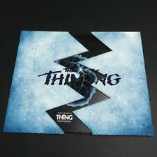 THE THING LP DELUXE Trapped Ice Waxwork Records Ennio Morricone John Carpenter