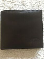 Chacon Wallet Soft Leather Brown