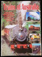 Trains of Australia Magazine