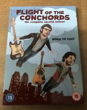Flight Of The Conchords - Series 2 (DVD, 2009, 2-Disc Set)