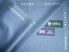 Dormeuil 80% Wolle & 20% Seide Kammgarn Einlege Stoff < Winter Traum > by Dormeuil - 2.0m