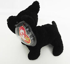 TY BEANIE BABY SCOTTIE PVC RETIRED CANADA 4TH GEN HANG TAG 5TH GEN TUSH ERRORS