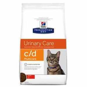 Hill's Prescription Diet Feline c/d Multicare Urinary Care - Chicken