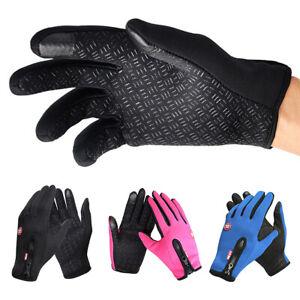Lightweight Running Gloves Warm Gloves Mittens Liners Women Men Touch Screen