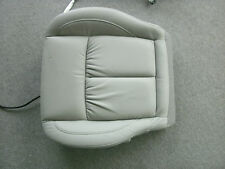 Left Front Seat Cushion Assembly Leather Gray 2007 2008 Nissan Maxima SL OEM