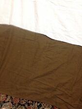 Donna Karan Dkny Queen Bed Skirt 100% Cotton Modern Classics, brown