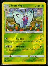 Pokemon BUTTERFREE 3/149 - Sun & Moon RARE Rev Holo - MINT