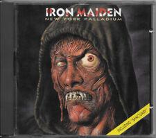 "IRON MAIDEN CD LIVE ""NEW YORK PALLADIUM"" 1994 LIVE STORM LSCD 51082 ITALY SIAE"