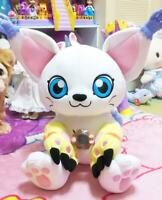 SEGA Limited Plush Life-sized Tailmon + RARE Hikari Color First Edition Digivice