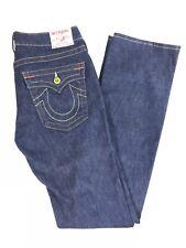 Authentic True Religion Billy Bootcut Denim Blue Jeans Womens Size 30x34 EUC