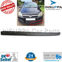 FRONT BUMPER SPOILER EXTENSION LEFT FITS OPEL ASTRA H VAUXHALL MK5 1400560