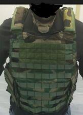 Eagle Industries LE Armor Carrier M81 Woodland Camo Vest BALCS CIRAS Style