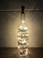 Harry Potter Light, Happiness Can Be Found, Christmas, Birthday Unique Gift