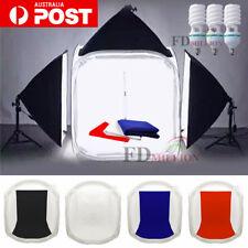 "32"" 80cm Photo Studio Soft Box Tent Light Cube Photography Softbox Lighting Kit"