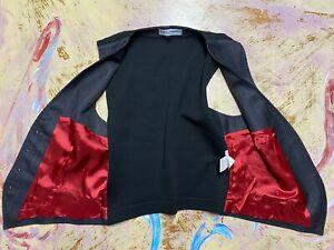 Dolce& Gabbana Wool Vest women's size EU 46 US M