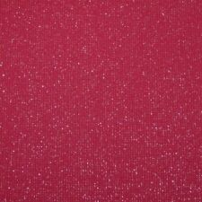Pink With  Silver Glitter Wallpaper