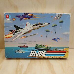 Vintage 1985 GI Joe 200 Piece Puzzle Battle 1 Milton Bradley - Complete