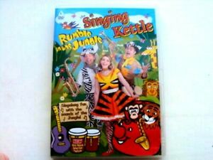 """""""THE SINGING KETTLE"""" RUMBLE IN THE JUNGLE (DVD)"""