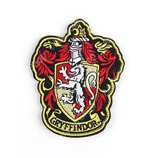 Gryffindor Harry Potter Hogwarts Slytherin Gestickt Aufnäher Hook Loop Abzeichen