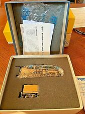 HO Scale Brass UNITED Pacific Coast SHAY Train - MINT in Box