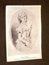 Elvira Ferrari Disegno di Tranquillo Cremona