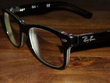 Ray Ban RB 1531 3529 Schwarz Transparent XS kleines Brillengestell Kinder Damen