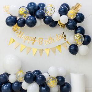 61xBalloon Arch Kit +Balloons Garland Birthday Wedding Baby Shower Wedding Party