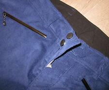 """""""BOGNER"""" Fire + Ice Skihose Homer jeansblau Cordoptik Gr. 52/L*NEU"""