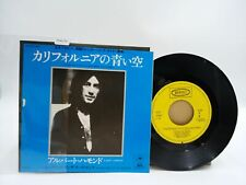 Japan EP Record ALBERT HAMMOND It Never Rains In Southern California CBS A6754