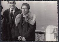 YZ3049 Molise - Veduta pittoresca - Fotografia d'epoca - 1955 vintage photo