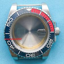 40mm Bliger SS Watch Case Fit ETA 2836DG2813/3804Miyota 8215 Movement C002B