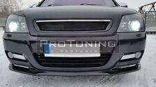 GTS 02-05 Front Bumper spoiler lip splitter addon Valance Skirt Chin Lower OPC